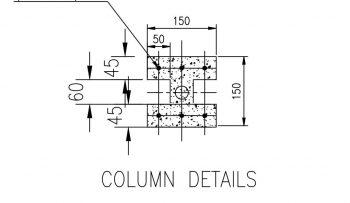Precast Columns (H - Section)